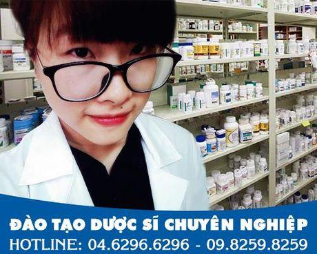 Tuyen sinh dao tao Cao dang Duoc Ha Noi nam 2017 theo quy che moi - Anh 2