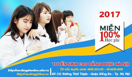 Tuyen sinh dao tao Cao dang Duoc Ha Noi nam 2017 theo quy che moi - Anh 3