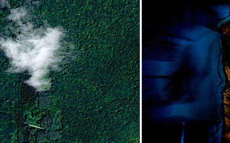 NASA phat hien thanh pho co 10.500 tuoi an trong rung sau - Anh 1