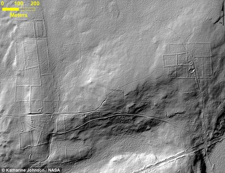 NASA phat hien thanh pho co 10.500 tuoi an trong rung sau - Anh 2