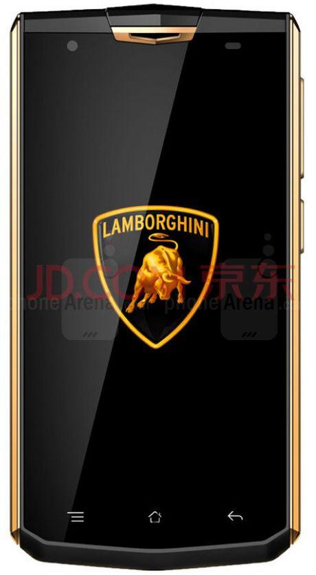 Trung Quoc ra mat smartphone gia re co pin 'khung' gap 3 lan iPhone - Anh 1