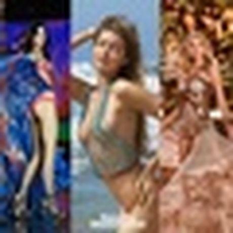 HOT: Anh hau truong chua tiet lo cua Victoria's Secret Show 2016 - Anh 21