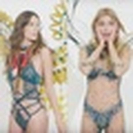 Xiem y 'mac nhu khong' cua dan mau tai tiec hau Victoria's Secret - Anh 22