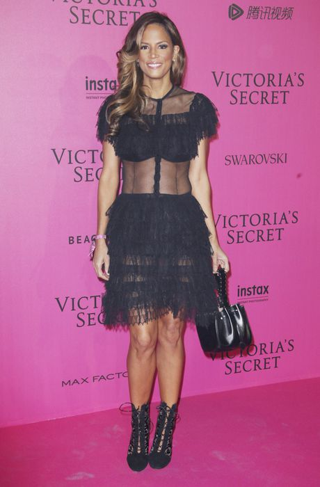 Xiem y 'mac nhu khong' cua dan mau tai tiec hau Victoria's Secret - Anh 4
