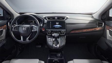 Honda CR-V the he moi gia tu 564 trieu dong tai My - Anh 3