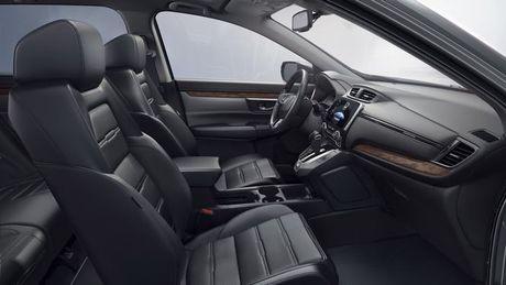 Honda CR-V the he moi gia tu 564 trieu dong tai My - Anh 5