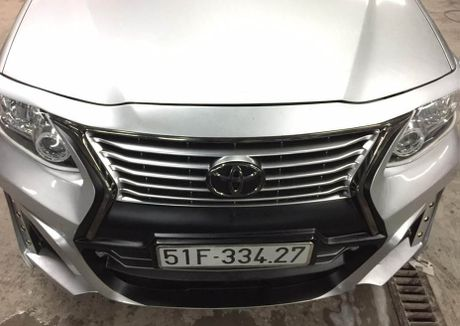 Tho Sai Gon do Toyota Fortuner phong cach Wald International - Anh 6
