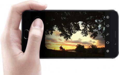 Meizu Pro 6 Plus ra mat: Man hinh 2K, chip Exynos 8890, phim Home do nhip tim - Anh 3