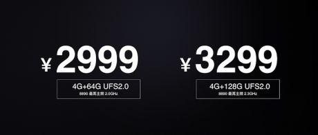 Meizu Pro 6 Plus ra mat: Man hinh 2K, chip Exynos 8890, phim Home do nhip tim - Anh 5