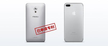 Meizu Pro 6 Plus ra mat: Man hinh 2K, chip Exynos 8890, phim Home do nhip tim - Anh 6