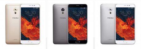 Meizu Pro 6 Plus ra mat: Man hinh 2K, chip Exynos 8890, phim Home do nhip tim - Anh 7