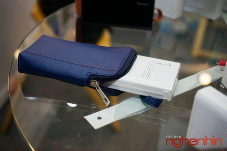 Vietnam Expo 2016: loa Bluetooth kiem sac du phong Bluepot - Anh 2