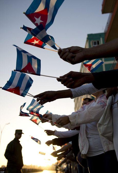Vi sao tro cot Lanh tu Fidel duoc dua ve Santiago de Cuba? - Anh 2