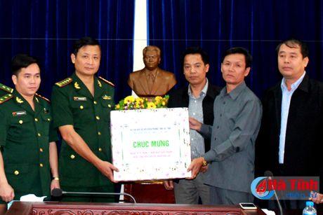 BDBP Ha Tinh chuc mung ngay quoc khanh CHDCND Lao - Anh 4