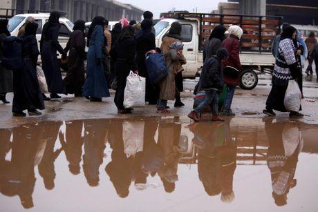 Cuoc song ben trong khu vuc do quan chinh phu kiem soat o Aleppo - Anh 3