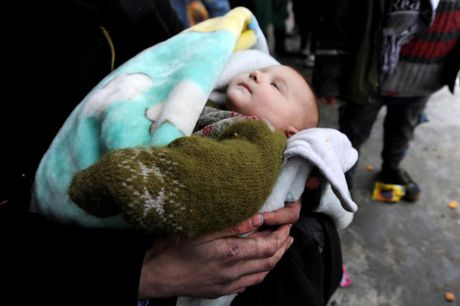 Cuoc song ben trong khu vuc do quan chinh phu kiem soat o Aleppo - Anh 6
