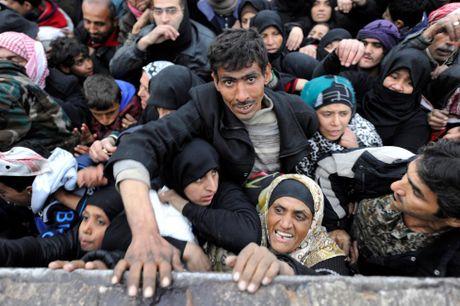 Cuoc song ben trong khu vuc do quan chinh phu kiem soat o Aleppo - Anh 8