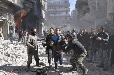 Syria: Ong Erdogan la 'bao chua' khi muon lat do chinh quyen Assad - Anh 1