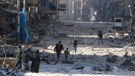 Quan doi Syria gianh thang loi o khu vuc then chot phia Nam Aleppo - Anh 1