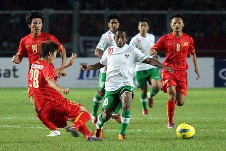 Lich su doi dau giua Viet Nam va Indonesia o cac ky AFF Cup, SEA Games - Anh 1