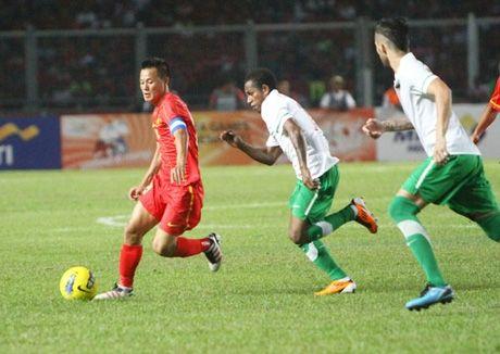 Lich su doi dau giua Viet Nam va Indonesia o cac ky AFF Cup, SEA Games - Anh 2