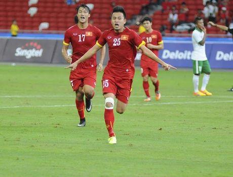 Lich su doi dau giua Viet Nam va Indonesia o cac ky AFF Cup, SEA Games - Anh 3