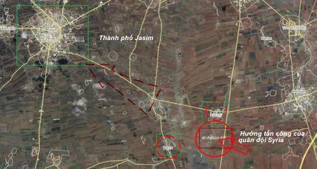 Quan doi Syria tan cong luc luong khung bo IS va Al-Qaeda Syria - Anh 2