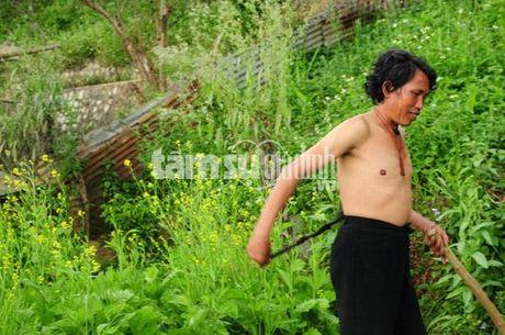 Nhung may man bat ngo cua nguoi dan ong co duoi dai nua met o Ha Giang - Anh 2