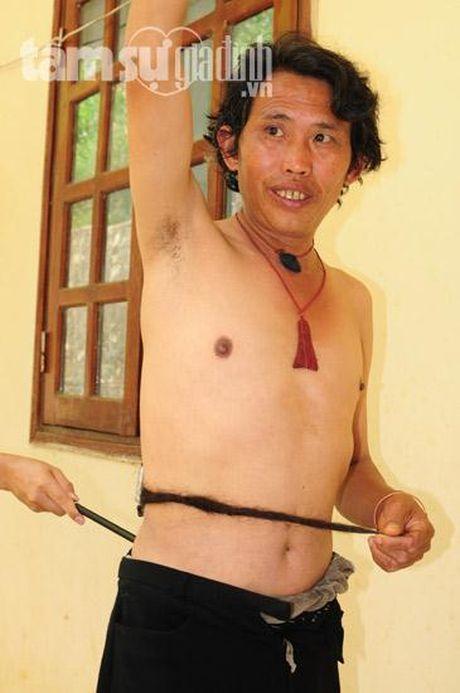 Nhung may man bat ngo cua nguoi dan ong co duoi dai nua met o Ha Giang - Anh 6