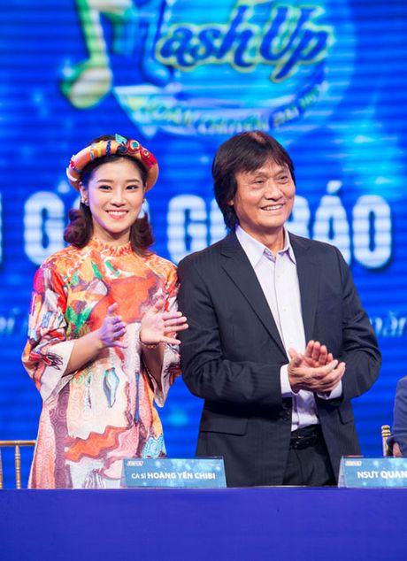 Loat nghe si tre thuong tiec truoc hung tin nghe si Quang Ly qua doi - Anh 2