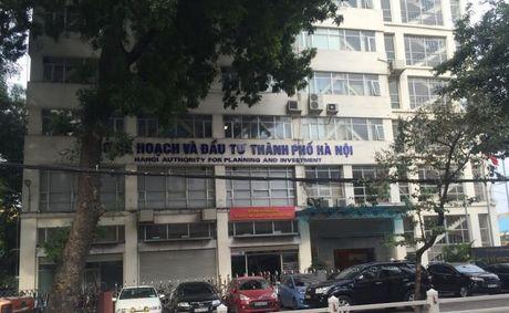 UBND TP Ha Noi yeu cau So Ke hoach va Dau tu thuc hien chi dao - Anh 1