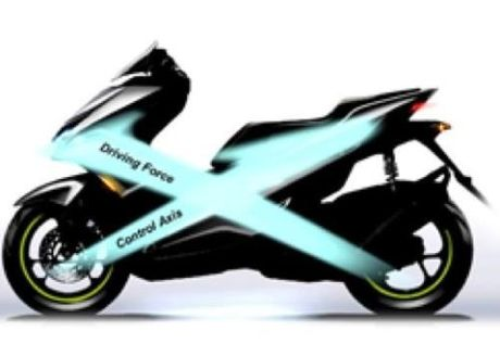 Yamaha chot gia mau xe the thao NVX hoan toan moi tu 45 trieu dong - Anh 2