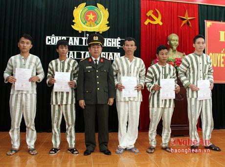Cong bo quyet dinh dac xa cua Chu tich nuoc cho 147 pham nhan - Anh 2