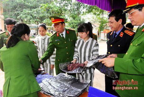 Cong bo quyet dinh dac xa cua Chu tich nuoc cho 147 pham nhan - Anh 5