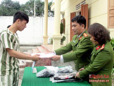 Cong bo quyet dinh dac xa cua Chu tich nuoc cho 147 pham nhan - Anh 7