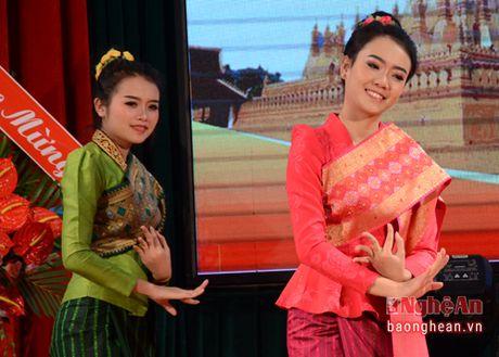 Dai hoc Vinh to chuc Le ky niem Quoc khanh Lao va Thai Lan - Anh 4