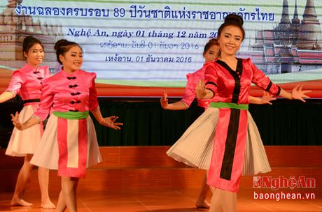 Dai hoc Vinh to chuc Le ky niem Quoc khanh Lao va Thai Lan - Anh 5