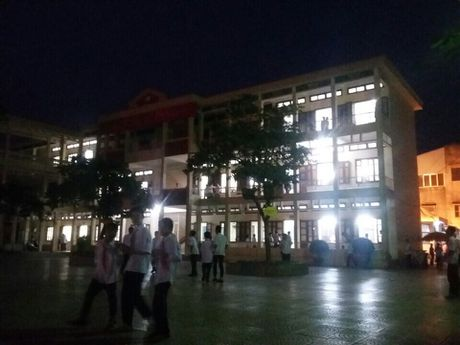 Truong THCS Da Nang (Ngo Quyen, Hai Phong): Bat cap trong van de day them - hoc them? - Anh 1