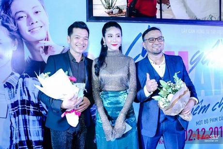 Dien dam trang, Pham Huong hoa cong chua tinh khoi di ra mat phim - Anh 19