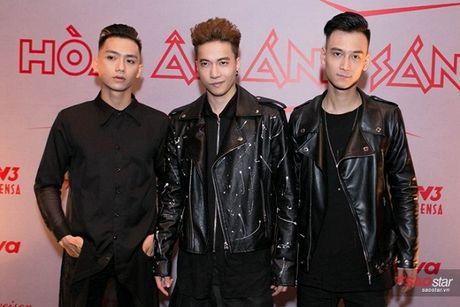 Bao Thy: 'Toi khong muon doi dau voi S.T va MiA tai The Remix' - Anh 3