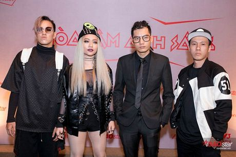 Bao Thy: 'Toi khong muon doi dau voi S.T va MiA tai The Remix' - Anh 4