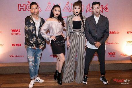 Bao Thy: 'Toi khong muon doi dau voi S.T va MiA tai The Remix' - Anh 5