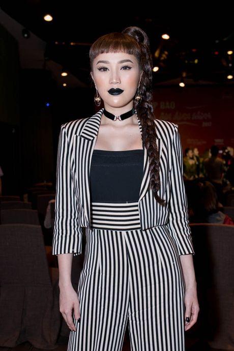 Bao Thy: 'Toi khong muon doi dau voi S.T va MiA tai The Remix' - Anh 6