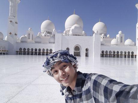'Soai ca' Jun Pham 'xi tin' het co tai Dubai - Anh 6