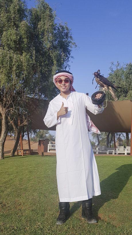 'Soai ca' Jun Pham 'xi tin' het co tai Dubai - Anh 8