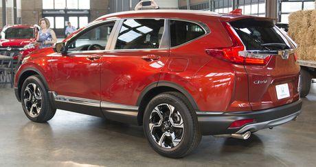 Honda CR-V the he moi chinh thuc co gia ban - Anh 2