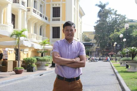Cuu tuyen thu Thach Bao Khanh: 'DT Viet Nam co the du World Cup trong 10-15 nam toi' - Anh 2