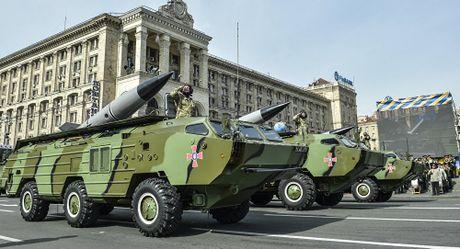 Ukraina thu ten lua gan Crum, Nga huy dong S-400 doi pho - Anh 1