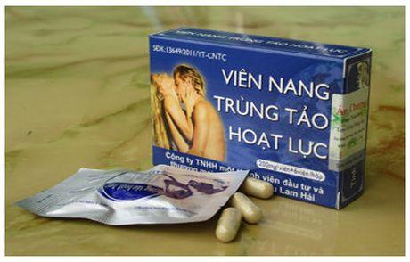 Quang cao thuc pham chuc nang bo than khong dung su that, hinh anh phan cam - Anh 1