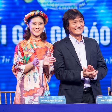 Hinh anh NSUT Quang Ly vui ve tham gia gameshow cuoi cung truoc khi qua doi - Anh 1